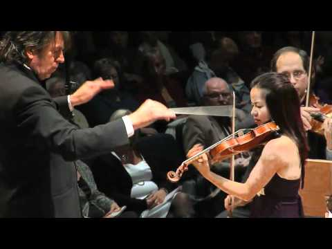 Ning Kam plays Bartok Violin Concerto No.2: 1st movement (1/3)