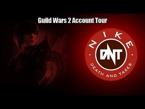 Guild Wars 2 Account Tour
