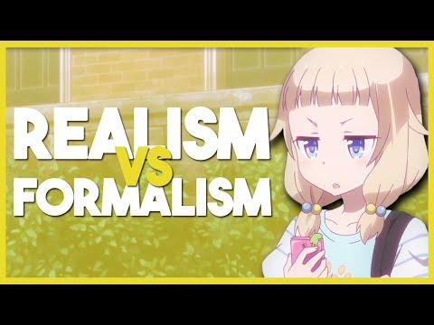 Realism and Formalism in New Game! - Coastward