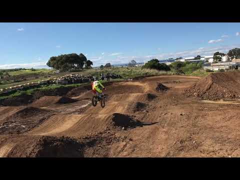 Chandler Burns Jack Link's Australian Supercross Championships!