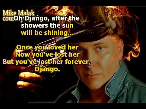 Mike Malak & The Fakers -  Django  (movie soundtrack Django, cover, lyrics)
