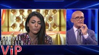 Grande Fratello VIP - Giulia Salemi risponde a Cecilia Rodriguez
