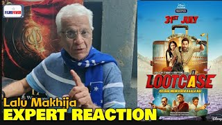 Lalu Makhija EXPERT REACTION On Lootcase | Kunal Khemu, Rasika Gugal, Vijay Raaz, Ranvir Shorey
