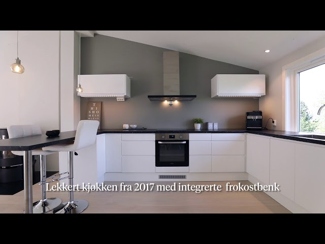 Kirkerudlia 6H, Vøyenenga - Presentert av Mette Hagen, DNB Eiendom Fornebu