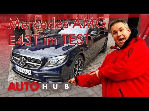 "Mercedes-AMG E43T 4matic - Habby testet den ""Billigen-AMG"" :)"