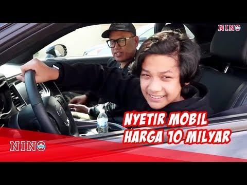 Nino Kuya nyetir mobil seharga 10 Milyar di Amerika
