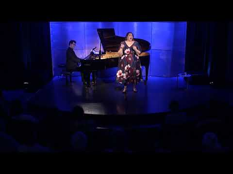 Meghan Kasanders and Cameron RichardsonEames Perform Carl Bohm's 'Still wie die Nacht.'