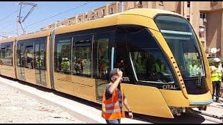 Tramway de Sidi Bel-Abbes : Débuts des essais techniques