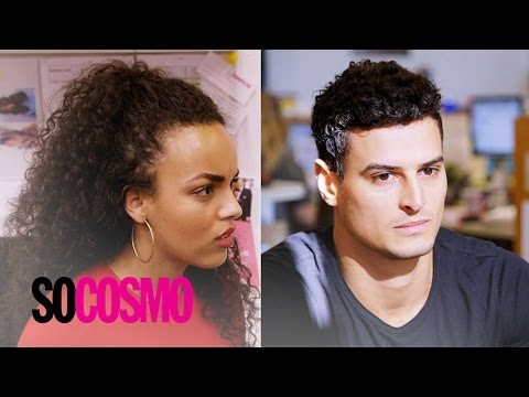 """Is Evan Ready to Quit """"Cosmo"""" to Be With Diandra?   So Cosmo   E!"""