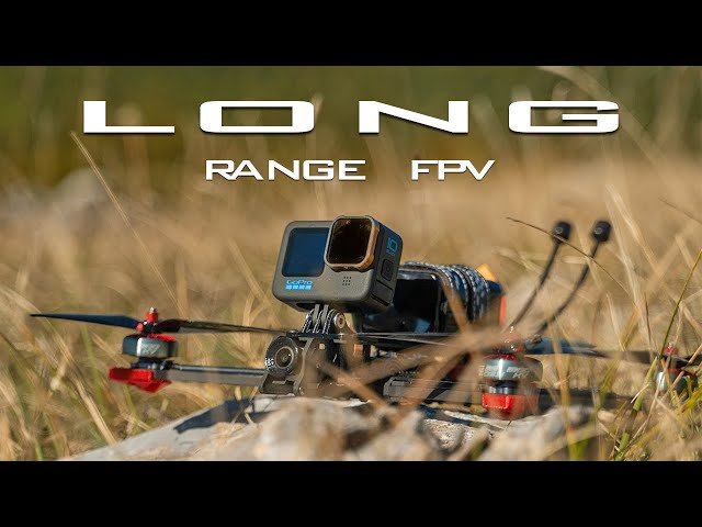 Long Range FPV? NO PROBLEM! iFlight Chimera 7 HD Test & Review