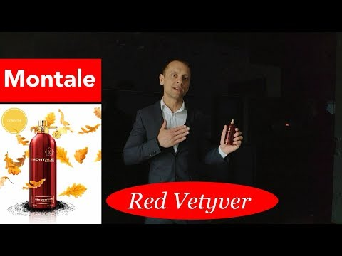 Обзор парфюма Ниша Селектив Montale Red Vetiver