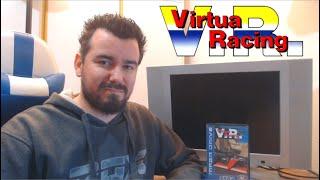 VIRTUA RACING (Megadrive / Genesis) - El juego de carreras pionero en gráficos 3D poligonales