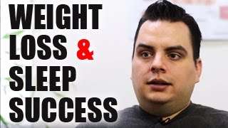 Weight Loss & Sleep Success - Dr. Berg's Patient Speaks Out!