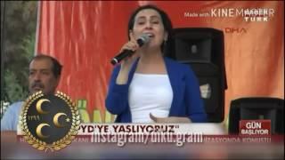 (Osmanlı Marşı İle) Tutuklanma-Figen Yüksekdağ