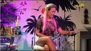 Jenny Live 869 - Miami TV - Jenny Scordamaglia - Would You Change Your Religion For Your Couple