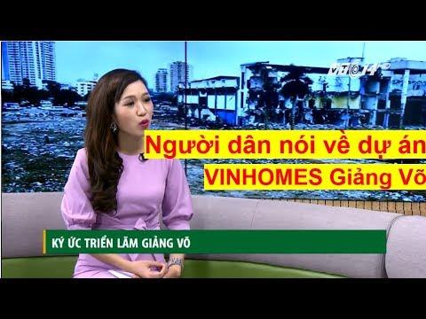 Ý Kiến người dân về dự án Vinhomes 148 Giảng Võ – Kí ức Hà Nội một thời