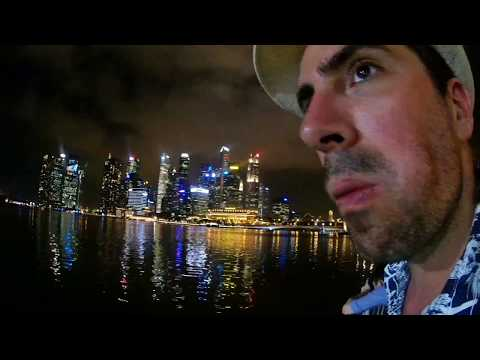 Singapore trip! Marina Bay Sands, Gardens by the Bay, Super trees