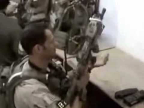 Army Special Forces (ODA) In Iraq
