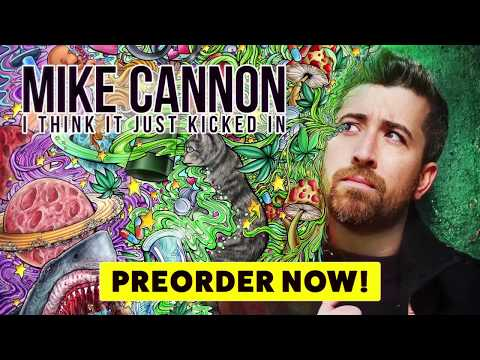 Mike Cannon Debut Album Pre-order NOW!