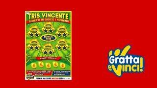 Gratta e Vinci: Tris Vincente - Tagliando 01 [Serie 21]