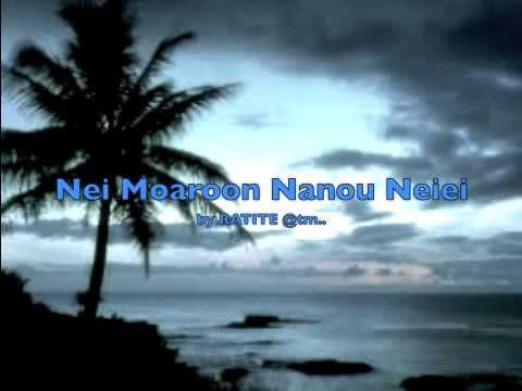Nei Moaroon Nanou Neiei by Ratite - Kiribati@tm..