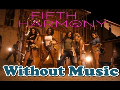 Fifth Harmony - Without Music - Work From Home - SHREDS
