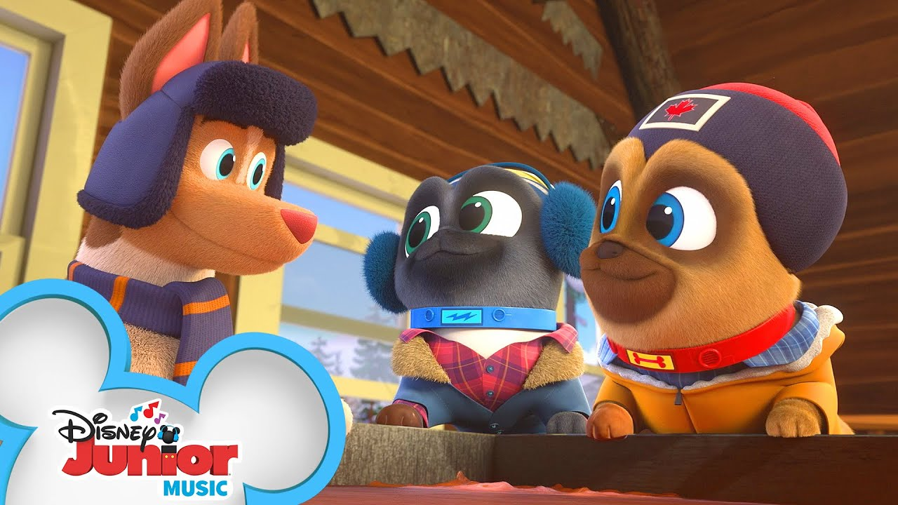 Sugar Shack Shakins Music Video Puppy Dog Pals Disney Junior Youtube