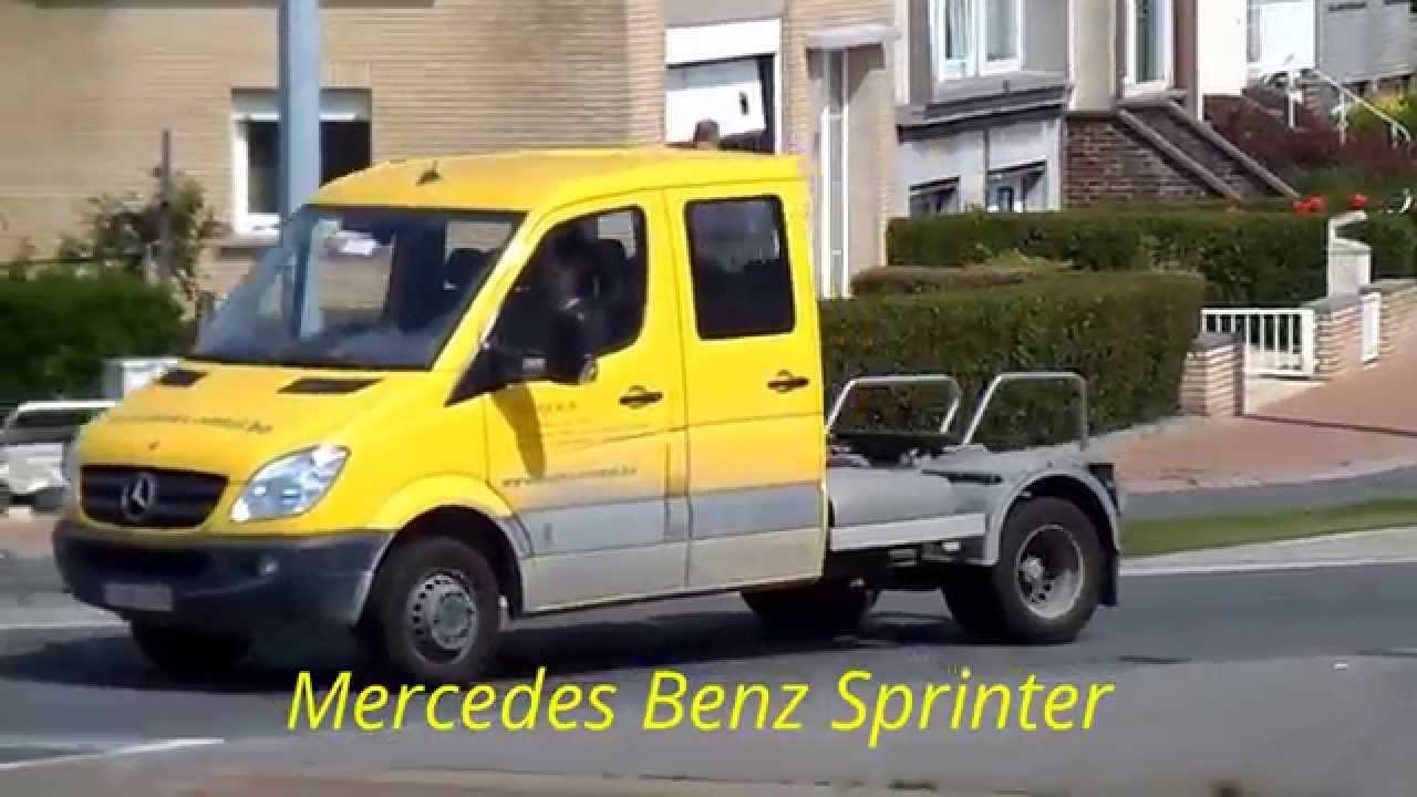 Mercedes benz sprinter fifth wheel sprinter siod o for Garage mercedes loison sous lens