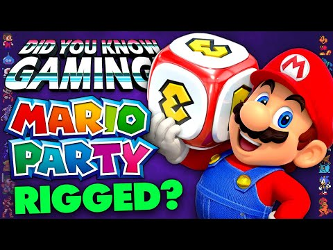 Are Mario Party's Dice RIGGED? - Did You Know Gaming? Ft. Remix