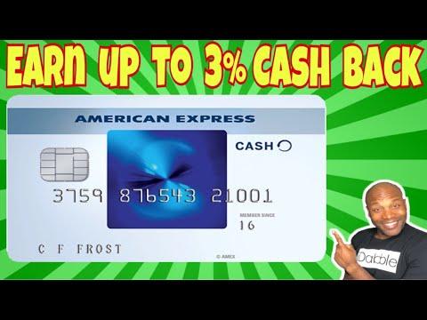 American Express Blue Cash Everyday Card - Amex