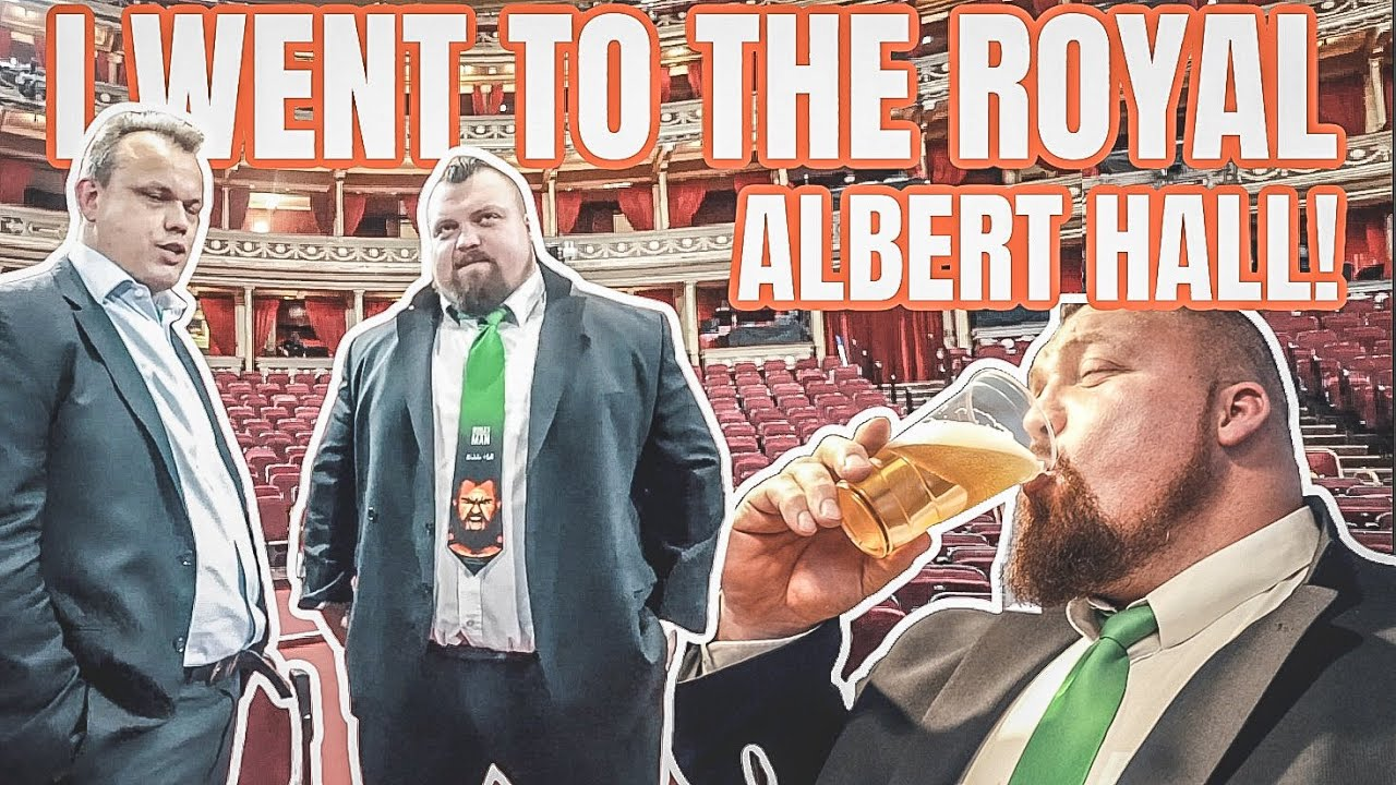 Giants live is coming to the Royal Albert Hall | VIP experience!