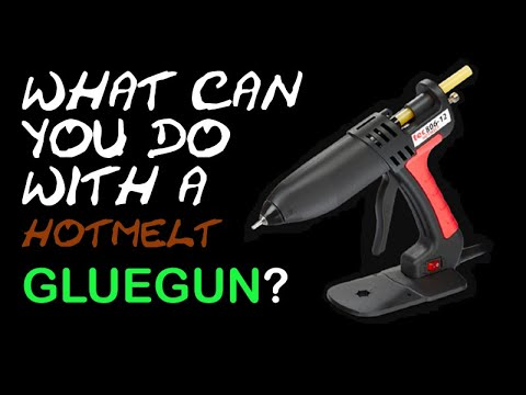 What Can You Do With a Gluegun