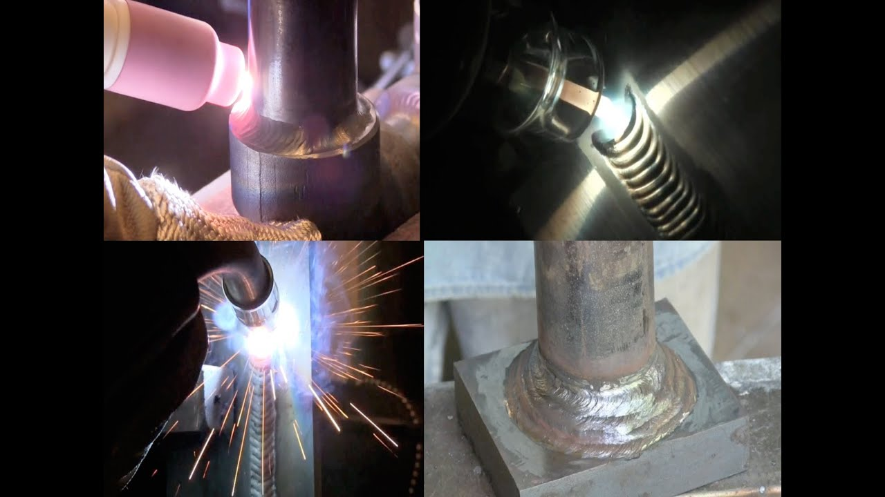 Tig Mig And Stick Welding Tips Youtube