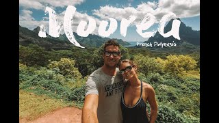MOOREA VLOG - Honeymoon in PARADISE | French Polynesia | Drone | (Travel The World)