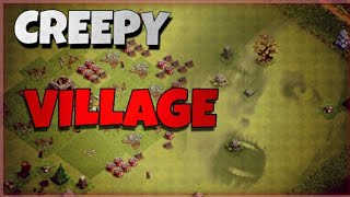 Ghost Village Don't Show This To Kids ! Clash of Clans 2018 (HINDI)