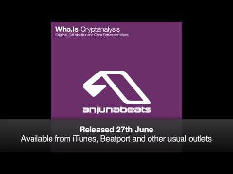 Who.Is - Cryptanalysis (Chris Schweizer Remix)