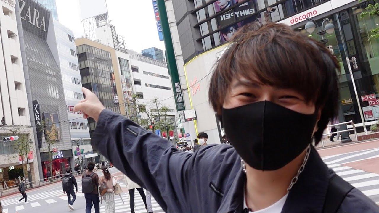 知らない間に自分たちが渋谷の街をジャックしてたらどんな反応するのか。