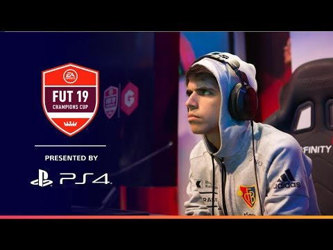 FIFA 19 - FUT Champions Cup April - Day 2