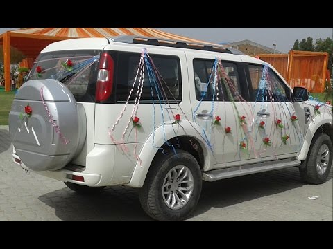 Wedding Car Decoration In Sirsa India 0 8826 5151 99 Youtube
