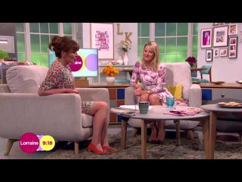 Sarah Hadland On Her Comedy Characters | Lorraine