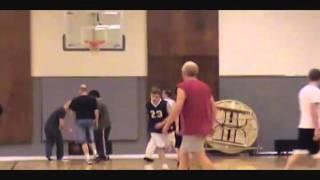 Church Basketball Forfeit Game - 3-5-11, Part One