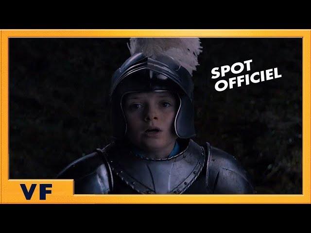 Alex, le Destin d'un Roi | Spot [Officiel] Maman VF HD | 2019