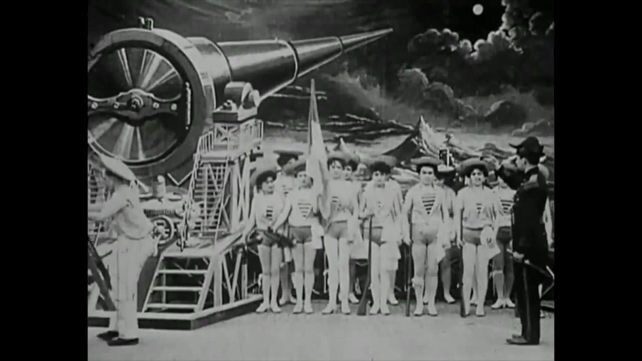 George Melies - Il Viaggio sulla Luna - 1902