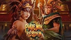 388 - Phoenix Reborn slot game  - Online Casino Games Tester