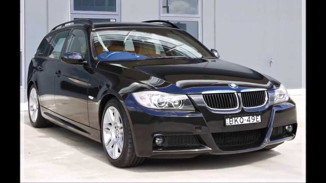 Bmw 320i Touring Wagon 2008 For Sale In Sydney