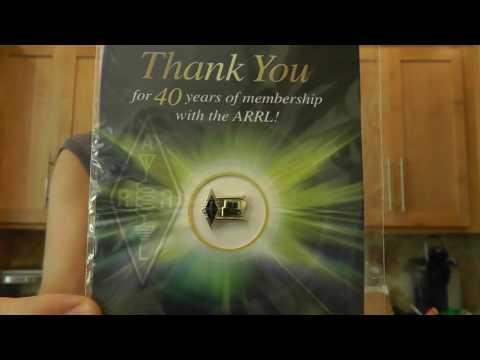 ARRL Membership, Ham Radio(Amateur Radio) Surprise!
