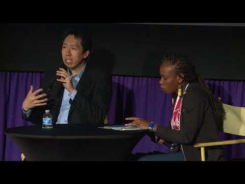 Q+A with Dr. Andrew Ng, CEO, deeplearning.ai; Co-founder, Coursera; Adjunct Professor, Stanford