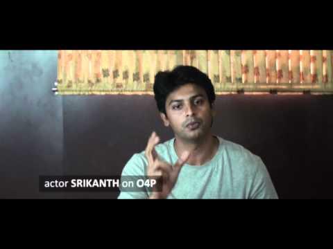 Actor Srikanth Interview on OORUKKU 4 PERU