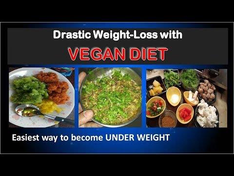 Super Fast Weight loss | Vegan Diet secrets Explained | Veganism | Dr shalini