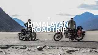 A Himalayan Roadtrip